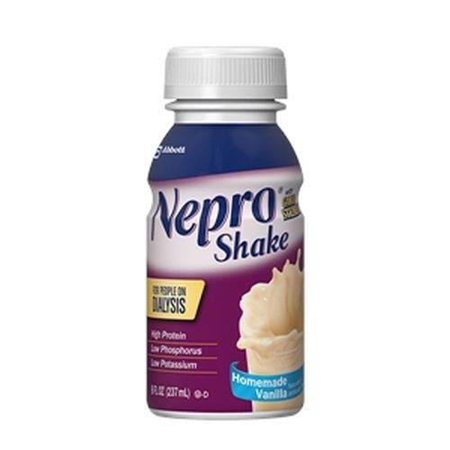 Nepro with Carb Steady Homemade Vanilla 8 oz.