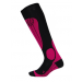 CEP Progressive Ski Thermo Socks Pink