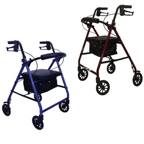 E-Series Rollator Walkers