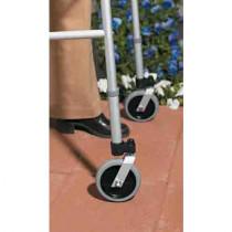 Guardian Walker 5 Inch Swivel Wheels
