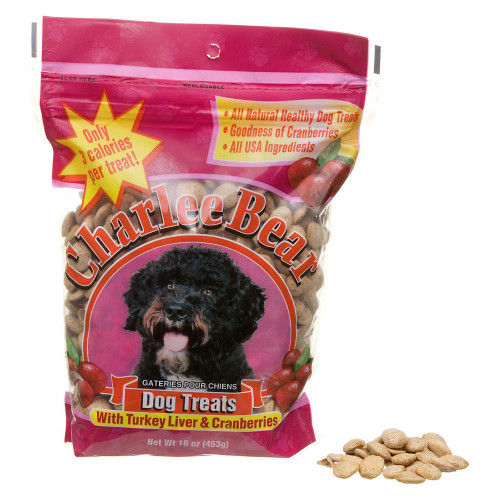 Dog Treat Liver and Cranberry