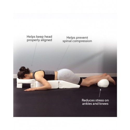 Massage and Therapy Body Postitioning System