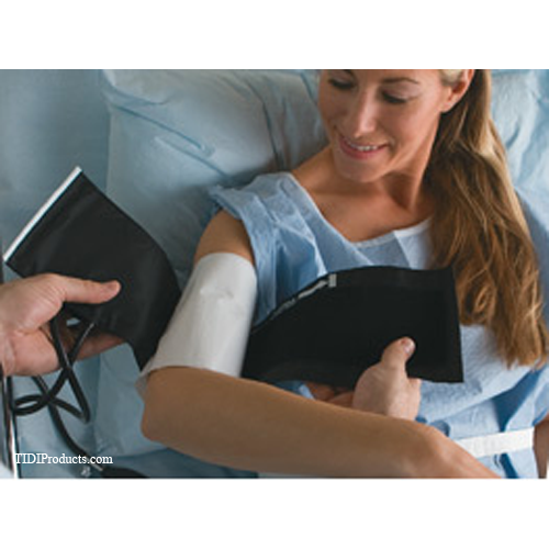Blood Pressure Cuff Barrier