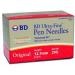 Becton Dickinson BD Ultra Fine Original Insulin Pen Needle