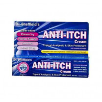 Anti-Itch Allergy Cream - 2% Diphenhydramine
