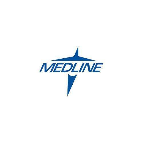 medline strong and sturdy wheelchair 87f