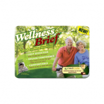 Wellness Brief Super Absorbency