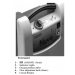 Mark 5 Nuvo Lite Oxygen Concentrator Controls