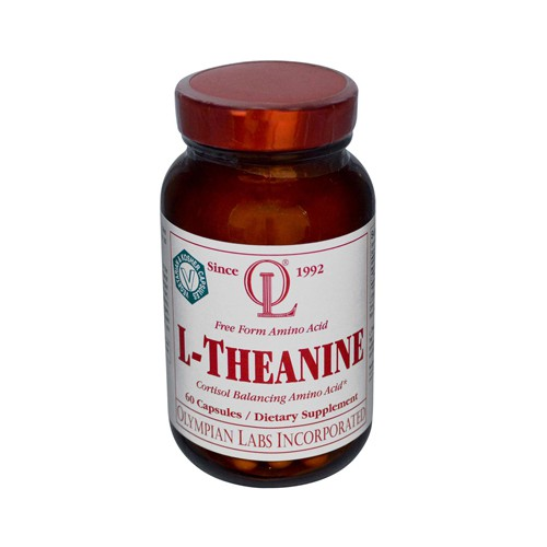 Olympian Labs L Theanine 400 mg