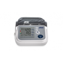 A&D Upper Arm Automatic Blood Pressure Monitor with AccuFit Plus Cuff