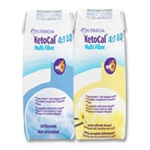 Ketocal 4.1 Ketogenic Liquid Unflavored - 237 mL