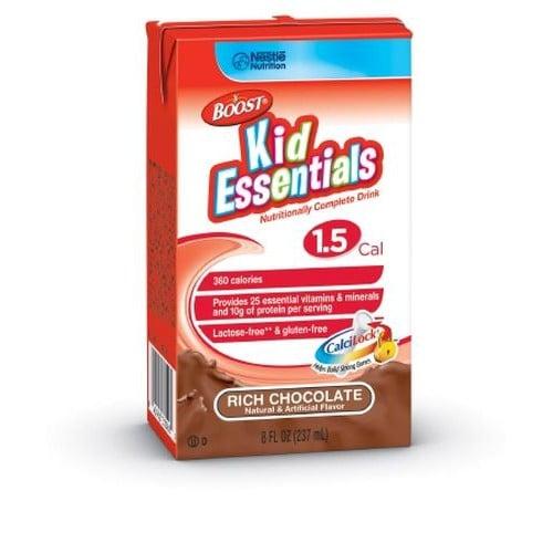 BOOST KID ESSENTIALS 1.5 Rich Chocolate - 8 oz