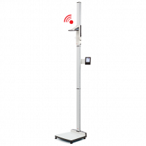 Seca Digital Measuring Station For Height And Weight With Wireless Transmission 284