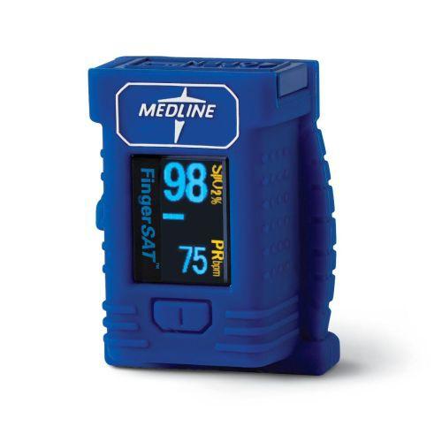 High-Impact Finger Pulse Oximeter