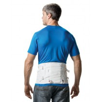 Cotton Twill Lumbosacral Support