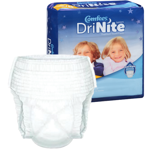 Comfees Drinite Youth Diapers Bedwetting Diapers