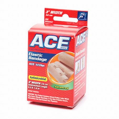 Ace Wrap Ace Elastic Bandage 3m Compression Wraps