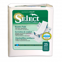 Select Incontinence Booster Pad in case