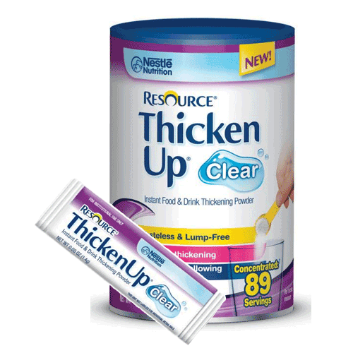 Resource Thickenup Clear Food Thickener