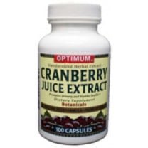 Optimum Cranberry Juice Extract Supplement