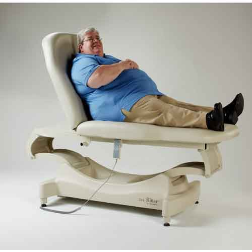 Ritter 244 Barrier-Free Bariatric Power Treatment Table