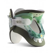 Vista MultiPost Cervical Collar Front View