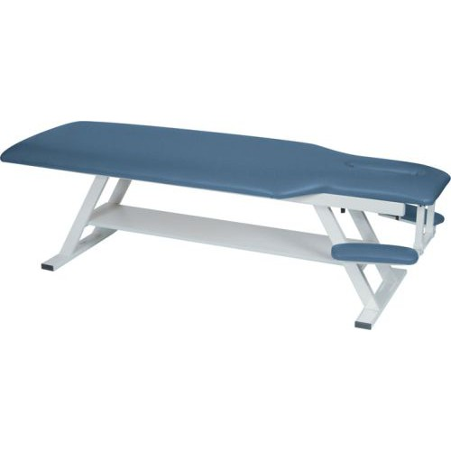Adjustable Treatment Table with Armrest