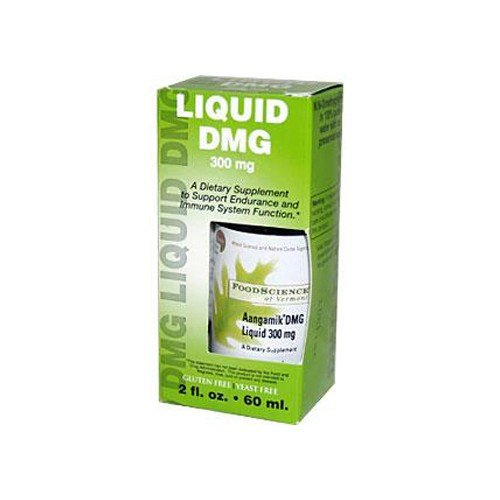 FoodScience of Vermont Liquid DMG 300 mg Dietary Supplement