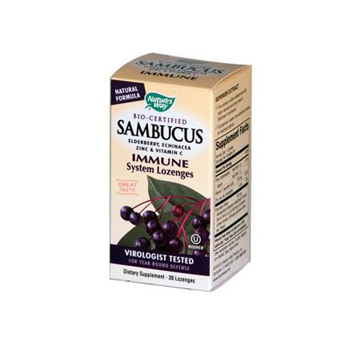Nature's Way Sambucus Immune