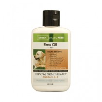 Nutiva Emu Oil for Pets