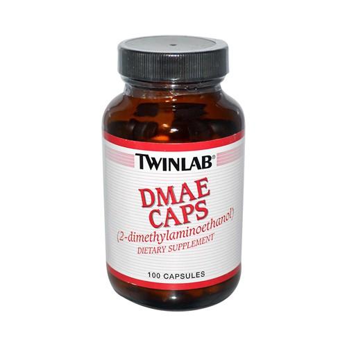 Twinlab DMAE Caps 100 mg