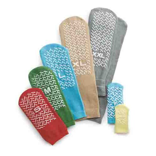 Single-Tread Slippers, Latex Free