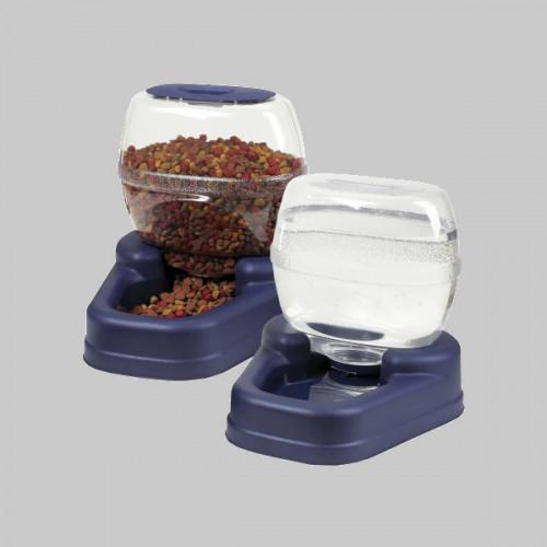 Bergan Elite & Petite Gourmet Dog Feeders and Waterers