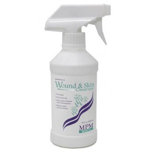 Wound and Skin Spray Cleanser