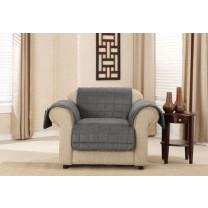 Deep Pile Velvet Furniture Cover