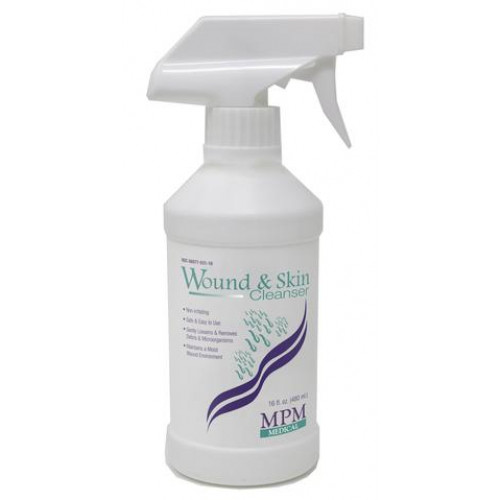 Wound and Skin Spray Cleanser