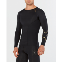 Men's Elite Compression Long Sleeve Top