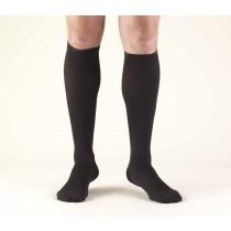 TRUFORM Men's Dress Knee High Socks 20-30 mmHg
