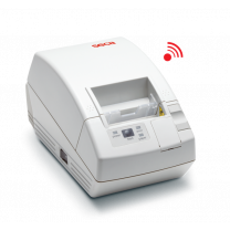 Seca 360 Degrees Wireless Digital Printer With Wireless Receptions And Analysis Of Measurements On Thermal Paper Or Labels 466