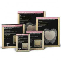 Optifoam Gentle Border Adhesive Dressings, Latex Free