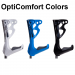 OptiComfort Forearm Crutches Color Options