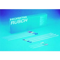 Rusch Female Straight Plastic Catheter