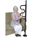 Stander Curved Grab Bar Pole