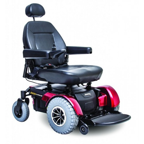 Jazzy 1450 Power Wheelchair | FDA Class II Medical Device*