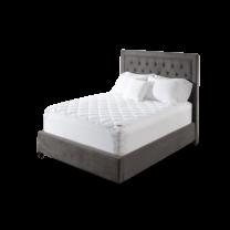2-in-1 Comfort Reversible Mattress Pad