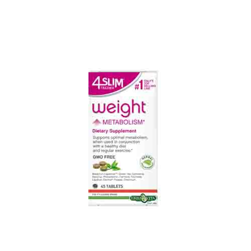 4 Slim Trainer Weight Metabolism Diet Aid