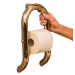 Toilet Paper Roll Holder Grab Bar