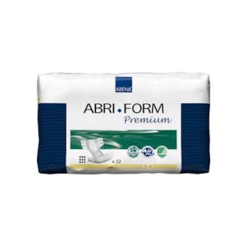 Abri-Form S4 Premium Briefs, Small - Abena 43056 (Vitality Custom)