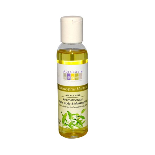 Aura Cacia Body and Massage Oil