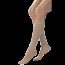 Jobst Opaque Knee High Compression Socks CLOSED TOE 30-40 mmHg